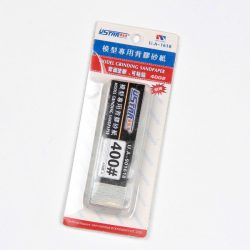 U-STAR 400-as finomságú öntapadó mini csiszoló szett (Mini Self-Adhesive Abrasive Paper Kit 40 in 1 #400) UA91618