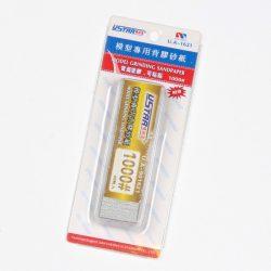 U-STAR 1000-es finomságú öntapadó mini csiszoló szett Mini Self-Adhesive Abrasive Paper Kit (40 in 1, #1000) UA9121