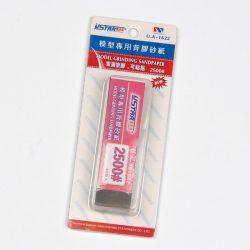 U-STAR 2500-as finomságú öntapadó mini csiszoló szett Mini Self-Adhesive Abrasive Paper Kit (40 in 1, #2500) UA91622