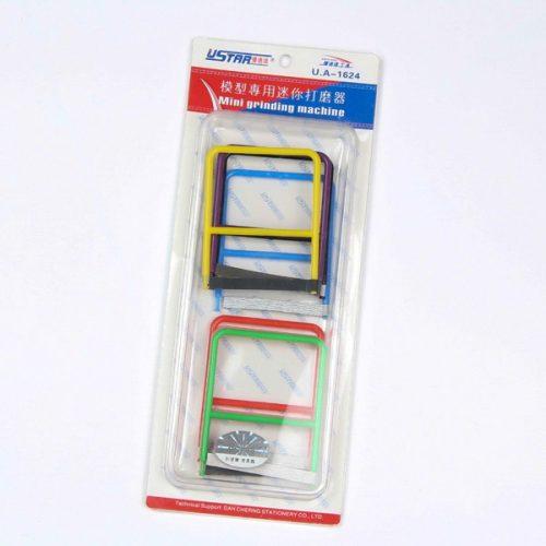 U-STAR Csiszoló készlet (Mini Grindig Tool Set) UA91624