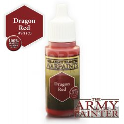 The Army Painter Dragon Red 17 ml-es akrilfesték WP1105