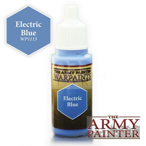 The Army Painter Electric Blue 17 ml-es akrilfesték WP1113