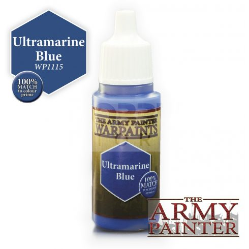 The Army Painter Ultramarine Blue 17 ml-es akrilfesték WP1115