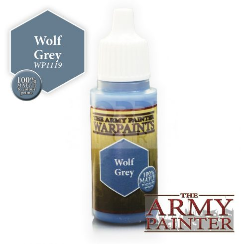The Army Painter Wolf Grey 17 ml-es akrilfesték WP1119