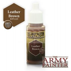 The Army Painter Leather Brown 17 ml-es akrilfesték WP1123
