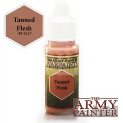 The Army Painter Tanned Flesh 17 ml-es akrilfesték WP1127