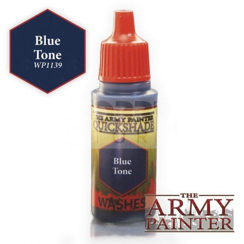 The Army Painter QS Blue Tone Ink 17 ml-es akril bemosó WP1139