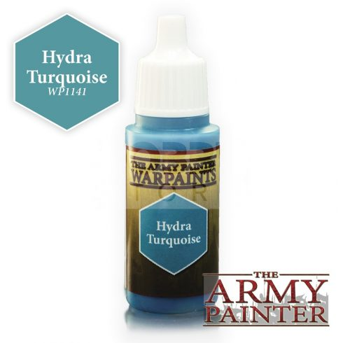 The Army Painter Hydra Turquoise 17 ml-es akrilfesték WP1141