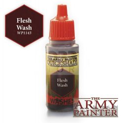 The Army Painter Flesh Wash 17 ml-es akril bemosó WP1143