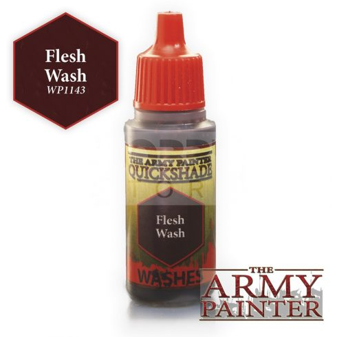 The Army Painter Flesh Wash 17 ml-es akril bemosó WP1143