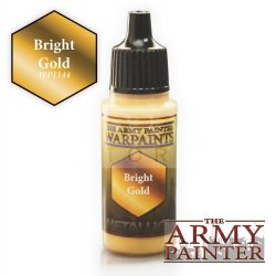 The Army Painter Bright Gold 17 ml-es metál akrilfesték WP1144