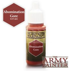The Army Painter Abomination Gore 17 ml-es akrilfesték WP1401
