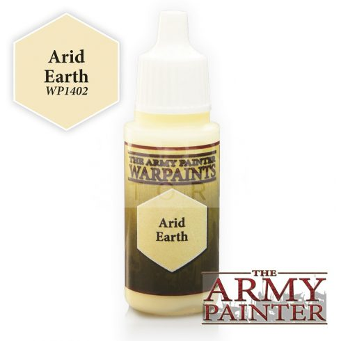 The Army Painter Arid Earth 17 ml-es akrilfesték WP1402