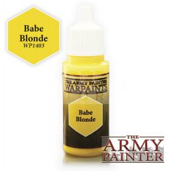 The Army Painter Babe Blonde 17 ml-es akrilfesték WP1403