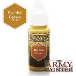 The Army Painter Basilisk Brown 17 ml-es akrilfesték WP1405