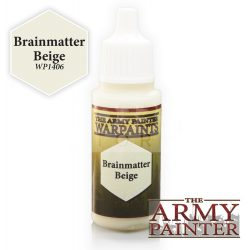 The Army Painter Brainmatter Beige 17 ml-es akrilfesték WP1406