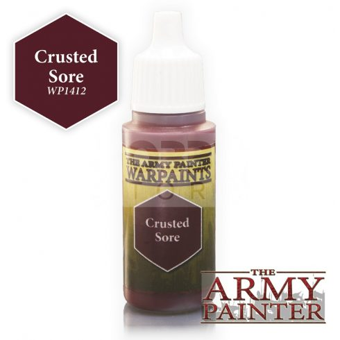 The Army Painter Crusted Sore 17 ml-es akrilfesték WP1412