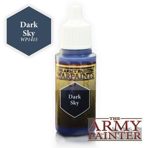The Army Painter Dark Sky 17 ml-es akrilfesték WP1415