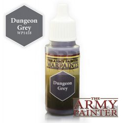 The Army Painter Dungeon Grey 17 ml-es akrilfesték WP1418