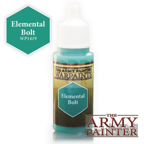 The Army Painter Elemental Bolt 17 ml-es akrilfesték WP1419