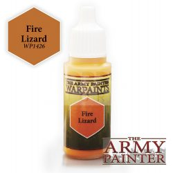 The Army Painter Fire Lizard 17 ml-es akrilfesték WP1426