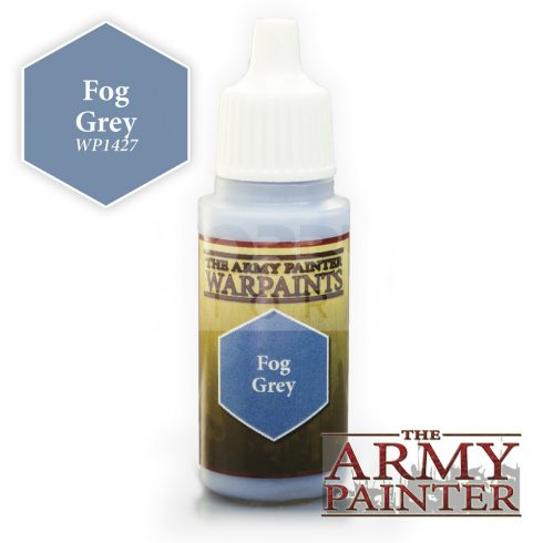The Army Painter Fog Grey 17 ml-es akrilfesték WP1427