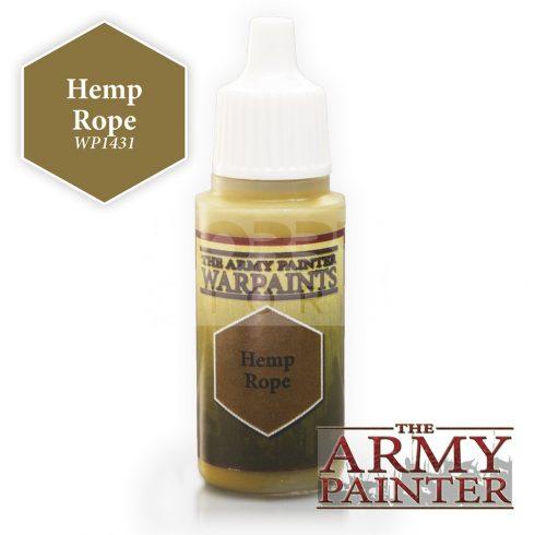 The Army Painter Hemp Rope 17 ml-es akrilfesték WP1431