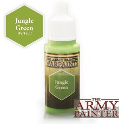 The Army Painter Jungle Green 17 ml-es akrilfesték WP1433