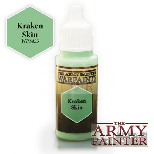 The Army Painter Kraken Skin 17 ml-es akrilfesték WP1435