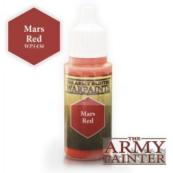 The Army Painter Mars Red 17 ml-es akrilfesték WP1436