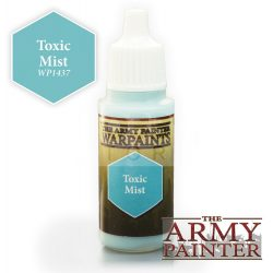 The Army Painter Toxic Mist 17 ml-es akrilfesték WP1437