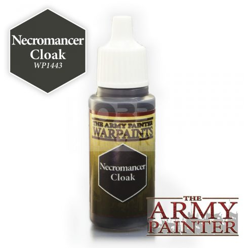 The Army Painter Necromancer Cloak 17 ml-es akrilfesték WP1443