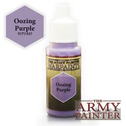 The Army Painter Oozing Purple 17 ml-es akrilfesték WP1445