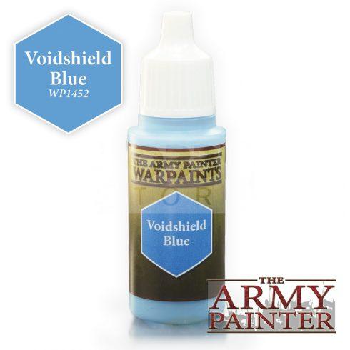 The Army Painter Voidshield Blue 17 ml-es akrilfesték WP1452