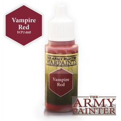 The Army Painter Vampire Red 17 ml-es akrilfesték WP1460