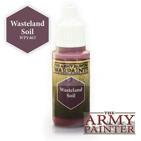 The Army Painter Wasteland Soil 17 ml-es akrilfesték WP1463