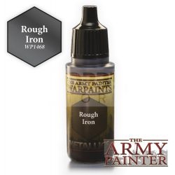 The Army Painter Rough Iron 17 ml-es metál akrilfesték WP1468