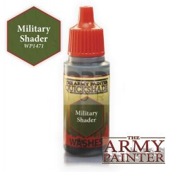 The Army Painter Military Shader 17 ml-es akril bemosó WP1471