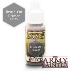 The Army Painter Brush-on Primer 17 ml-es alapozó akrilfesték ecsethez WP1472