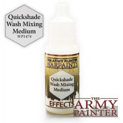 The Army Painter Quickshade Wash Mixing Medium 17 ml-es speciális bemosó hígítók WP1474