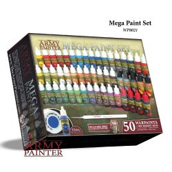 The Army Painter-Warpaints Mega Paint Set- festék készlet WP8021