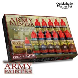 The Army Painter-Quickshade Washes Set- bemosó szett WP8023